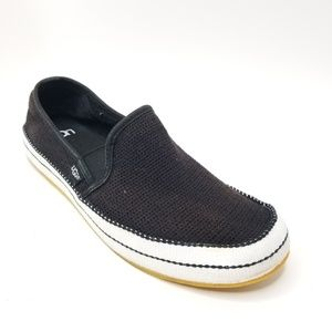 Ugg Black Slip On Shoes 9 Sneakers